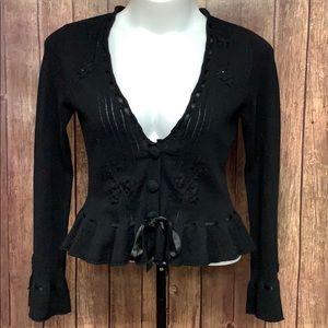 NWT Nanette Lepore Cashmere Sweater